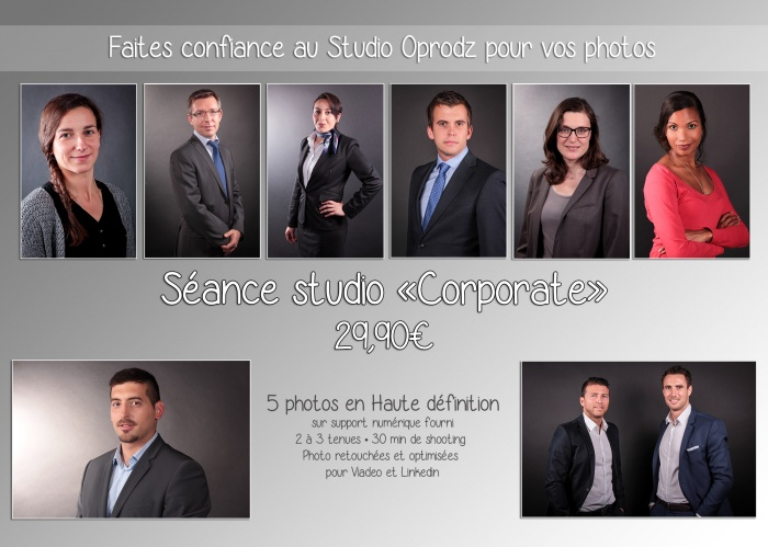 FLYER CORPORATE - RECTO